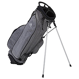 17c221e433a4 Adidas Golf Japan 2019 Spring Summer Coating Heather Stand Caddie Cart Bag